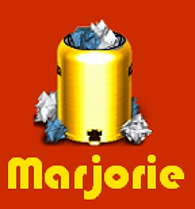 Marjorie-Wiki Logo