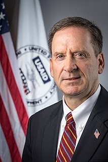 Mark Andrew Green American politician and diplomat