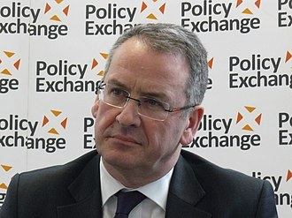 City Minister - Image: Mark Hoban MP speaking at 'Improving Employment Outcomes'