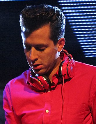 Mark Ronson - Ronson in 2012