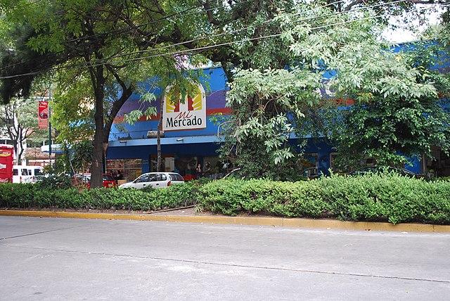 Avenida Michoacán