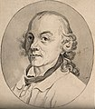 Marquard Wocher; portrait. Drawing, c. 1789, after Wellcome V0009161.jpg
