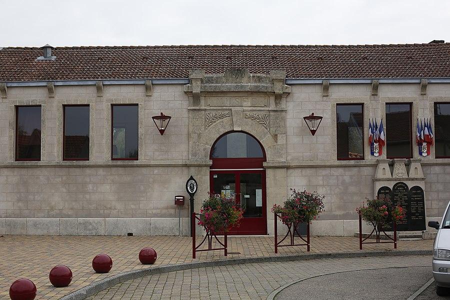 Musée de la guerre de 1870 à Mars-la-Tour.