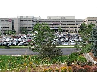 Marshfield Clinic - Image: Marshfield Clinic Wisconsin 2