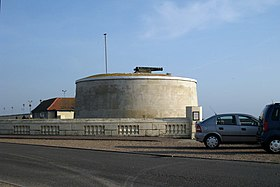Martello Tower number 74, Esplanade, Seaford - geograph.org.uk - 1216076.jpg