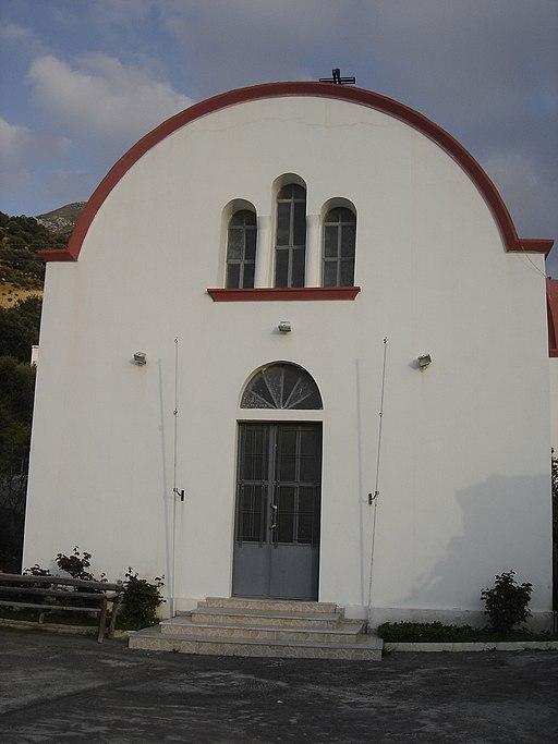 Martha church Agios Nektarios