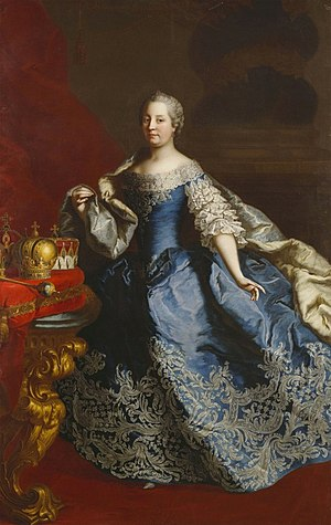 History of the Jews in Austria - Maria Theresa of Austria