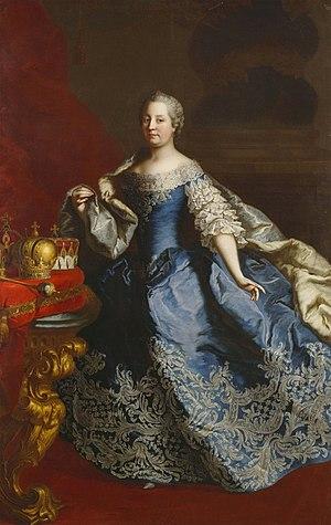 History of the Jews in Austria - Maria Theresa of Austria