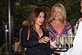 Mary Coustas and Charlotte Dawson 2012.jpg