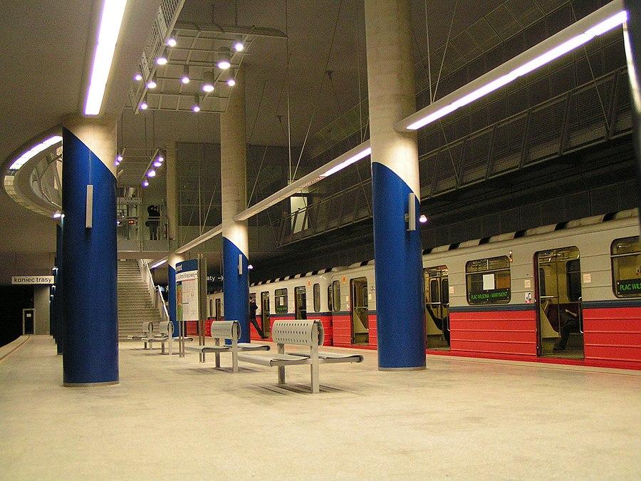 Marymont metro station