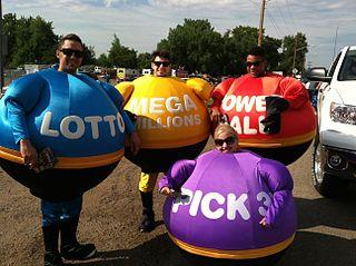 Colorado Lottery lottery