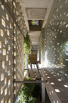 Wood Facade Design Architecture