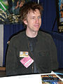 Matthew Wood at WonderCon 2009.JPG
