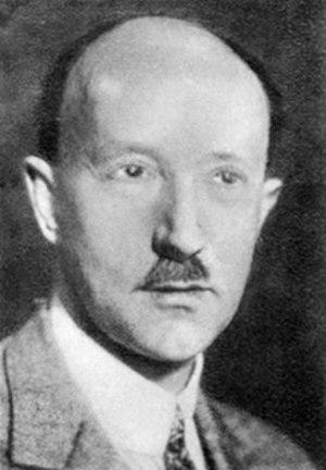 Maurice Bedel - Maurice Bedel in 1927