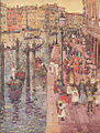 Maurice Prendergast (1858-1924) - The Grand Canal, Venice (1898-1899).jpg