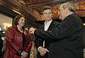 Mauricio Macri encabezó la celebración del 25° aniversario de la inauguración del Hospital Garraham (7997318316).jpg
