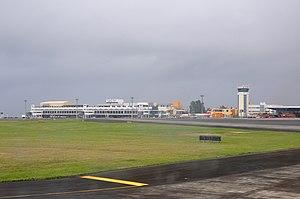 Sir Seewoosagur Ramgoolam International Airport - The old terminal