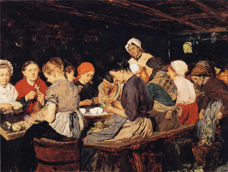 File:Max Liebermann - The Preserve Makers.JPG