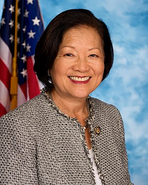 United States House of Representatives elections in Hawaii, 2008 - Image: Mazie Hirono, official portrait, 112th Congress