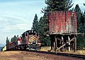 McCloud River Railroad at Bartle tank, October 1998.jpg