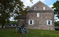 McConkey's Ferry Inn at Washington Crossing Historic Park