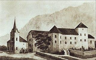 Medija Castle