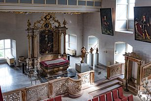 Meiningen, Schloss Elisabethenburg, Interior-20160702-018.jpg