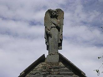 Melhus Church - Image: Melhus kirke 006