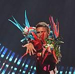 Melodifestivalen 2019, deltävling 1, Scandinavium, Göteborg, Eric Saade, 16.jpg