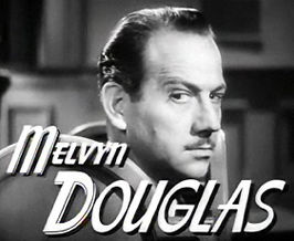 Douglas in We Were Dancing (1942)