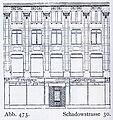 Mendelssohn-Haus an der Schadowstraße 30 in Düsseldorf, umgebaut 1902, Architekt Richard Hultsch.jpg