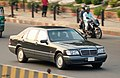 Mercedes-Benz S-Class (W140), Bangladesh. (25442602938).jpg
