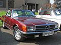 Mercedes Benz 380 SL Cabriolet 1985 (14387919597).jpg