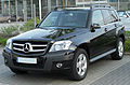 Mercedes GLK 350 4MATIC Offroad-Paket front 20100428.jpg