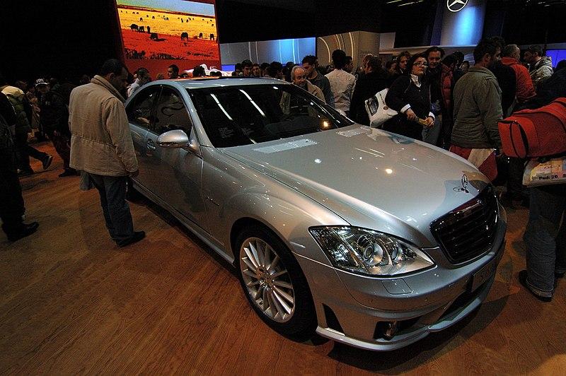 Teste Mercedes Benz