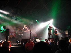 Mercury Rev at the Godiva Festival 2006.jpg