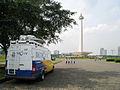 Merdeka Square Monas News Van.JPG