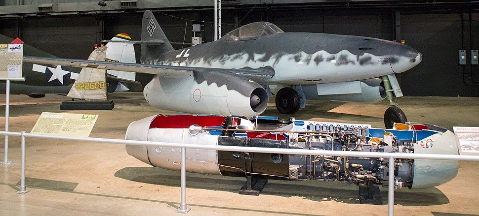 Messerschmitt Me 262A Schwalbe (27789624790)