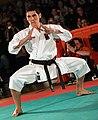 Metin Kayar im Turnier beim Gojuryu Karate.jpg