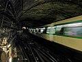 Metro de Paris - Ligne 13 - Place de Clichy tunnel 02.jpg