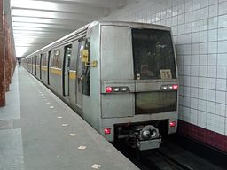 """Metro wagon 81-720 """"Jauza"""""""