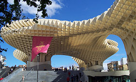 Image illustrative de l'article Metropol Parasol