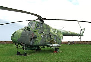Mil Mi-4 utility transport helicopter