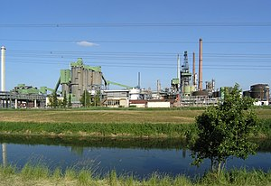 MiRO refinery at Karlsruhe