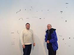 Michael Francis Duch and Christian Wolff.JPG
