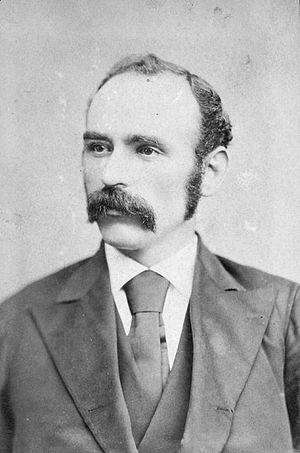 Michael Davitt - Michael Davitt c. 1878