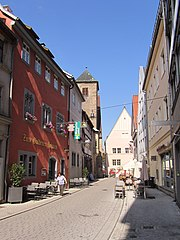 Michaelisstraße Erfurt