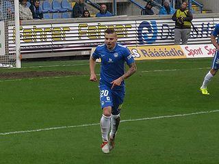 Michal Obročník Slovak footballer