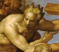 Michelangelo, giudizio universale, dettagli 20.jpg