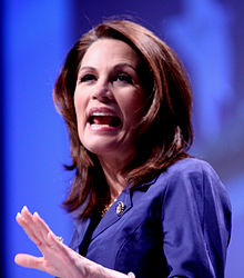 Bachmann's church: Pope is the antiChrist
